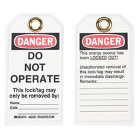 Safety Lockout & Tagout Devices