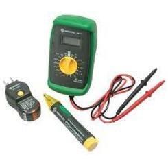 Voltage Testers, Sensors, & Detectors