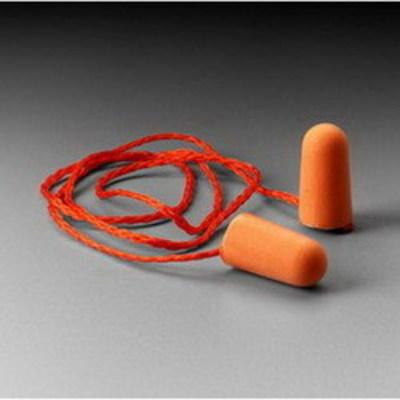 3M 1110 3M 1110 Earplug; Polyurethane Foam, 29 DB