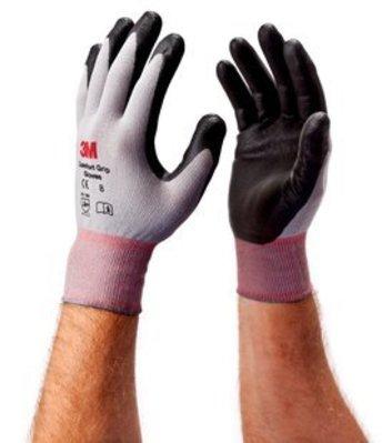 3M CGL-GU 3M CGL-GU Comfort Grip Gloves; Size 9/Large, Gray/Black