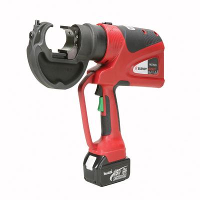 Burndy PAT750LI Hubbell Electrical / Burndy PAT750LI Patriot® Hyground® Lithium-Ion Crimp Tool; 12 ton, 18 Volt DC, 3.000 Amp