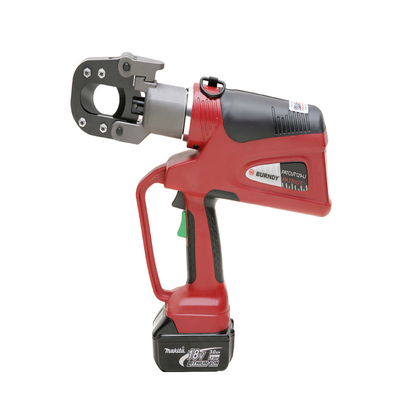 Burndy PATCUT129LIDC Hubbell Electrical / Burndy PATCUT129LIDC Patriot® Hydraulic Self-Contained Battery Actuated tool; Lithium-Ion Battery