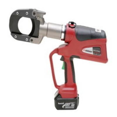 Burndy PATCUT245LI Hubbell Electrical / Burndy PATCUT245LI Battery Powered Cutting Tool; 12 ton, Ni-MH Battery