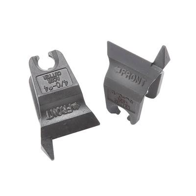 Burndy W28K Hubbell Electrical / Burndy W28K Index BG W Cutter Die; 4 AWG-4/0 AWG Copper/Aluminum/ACSR, Stainless Steel