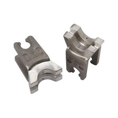 Burndy WBG Hubbell Electrical / Burndy WBG Index BG W Die Set; Stainless Steel