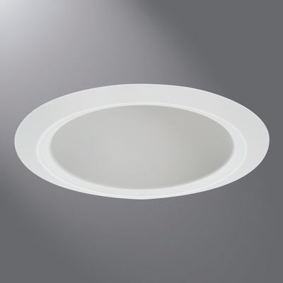 Cooper Lighting by Eaton 5120WH 5120WH COOPRLTG 5IN FULL CONE WHITE REFLECTOR WHITE SELF-FLANGE RING