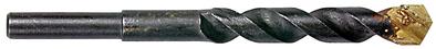 Dottie Co L.h. MD6L L.H. Dottie MD6L Slow Spiral Flute Carbide Tipped Masonry Bit; 1/2 Inch, 6 Inch OAL