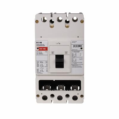 Eaton / Cutler Hammer KDC3400 KDC3400 EATON KDC BRKR 3P 400A 600VAC MAX 65KAIC @600V