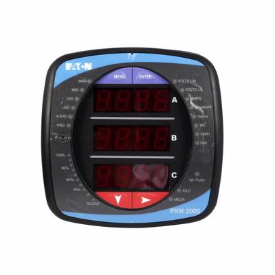 Eaton / Cutler Hammer PXM2270MA65445 Cutler Hammer PXM2270MA65445 Power Xpert Meter, 24 - 60 VDC, 5 A, 60 Hz