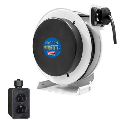 Ericson Power & Lighting Safety F3123-50-B20 F3123-50-B20 ERICSON CGRD 50F 123SJOW OTBX2 5-20R DUP 5-20 6'