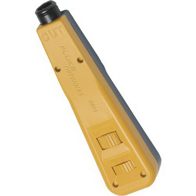 Fluke 10055501 Fluke 10055200 D814 Automatic Impact Punchdown Tool; 1.400 Inch x 5.900 Inch x 1 Inch