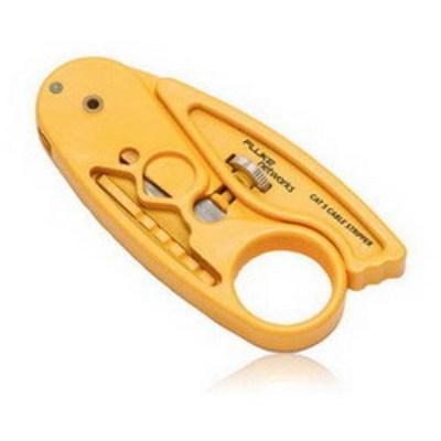 Fluke 11230002 Fluke 11230002 Cable Stripper; For Round/UTP/STP/Flexible Cables