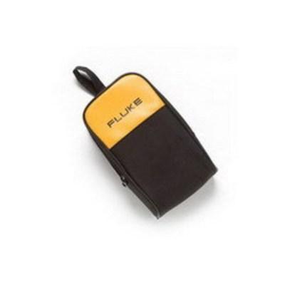 Fluke C25 Fluke C25 Soft Meter Carrying Case; Zipper Closure, Vinyl, 1 Pocket, For 25/27/8025A Digital Multimeters