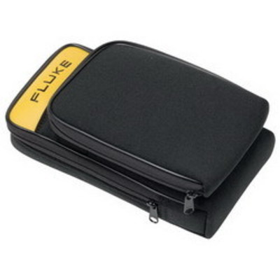Fluke C781 Fluke C781 Soft Meter Carrying Case With detachable External Pouch; Black