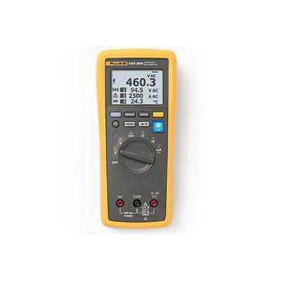 Fluke FLK-CNX3000 Fluke FLK-CNX-3000 Wireless Multimeter; 600 Milli-Volt/1000 Volt AC/DC, 60 - 400 Milli-Amp AC/DC, 600 Ohm - 50 mega-ohm