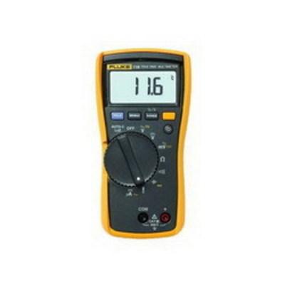 Fluke FLUKE-116 Fluke FLUKE-116 HVAC True RMS Multimeter; 0 - 600 Volt, 40 mega-ohm