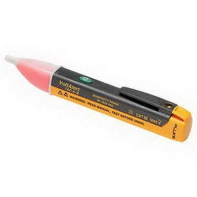 Fluke FLUKE-1LAC-A-II Fluke FLUKE-1LAC-A-II VoltAlert™ Pocket Size Voltage Detector; 20 - 90 Volt AC,Glow Red Display