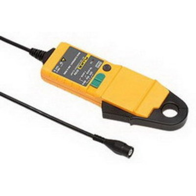 Fluke I310S Fluke I310S SureGrip™ AC/DC Current Probe; 30 Amp and 300 Amp AC rms or +/-45 Amp and 450 Amp DC, 300 Volt AC RMS or DC, Yellow
