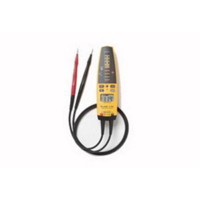 Fluke T+PRO Fluke T+PRO Electrical Tester; 12 - 600 Volt AC/DC, Backlit LCD Display