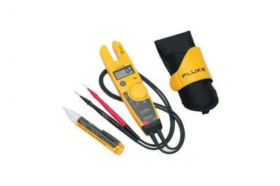 Fluke T5-H5-1AC-KIT/US Fluke T5-H5-1AC KIT/US Electrical Tester Kit; 3 Number Of Pieces