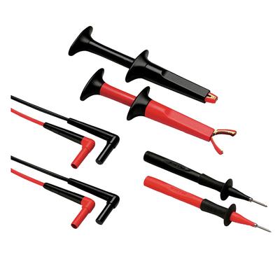 Fluke TL223 Fluke TL223 SureGrip™ Silicone Insulated Electrical Test Lead Kit