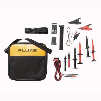 Fluke TLK289 Fluke TLK289 Industrial Master Test Lead Set; 1000 Volt CAT III/600 Volt CAT IV, 10 Amp
