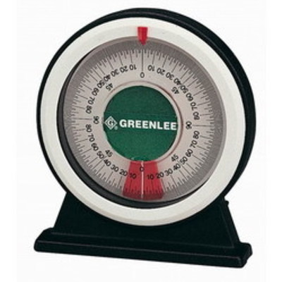 Greenlee 1895 Greenlee 1895 Large Bending Angle Protractor With Magnetic Base; 8.900 Inch Length x 6.400 Inch Width x 1.500 Inch Height