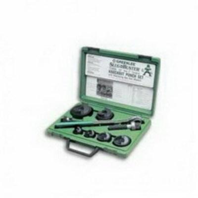 Greenlee 34758 Greenlee 34758 Slant Tool Storage Case; Plastic, Green
