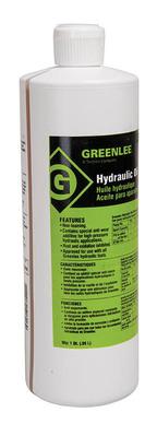 Greenlee 4017GB Greenlee 4017GB Hydraulic Oil; 1 qt