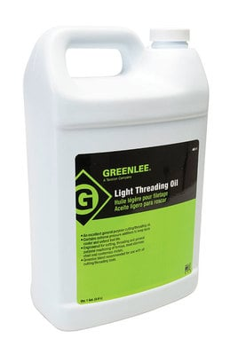 Greenlee 463-1 Greenlee 463-1 Thread Cutting Oil; 1 gal, Bottle