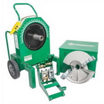Greenlee 555ESC Greenlee 555ESC 555 Classic Electrical Bender with Single EMT Shoe; 1/2 - 2 Inch Conduit