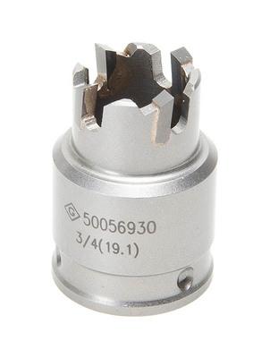 Greenlee 645-3/4 Greenlee 645-3/4 Kwik Change™ Hole Cutter; 0.75 Inch x 3/8 Inch Chuck, Carbide Tipped