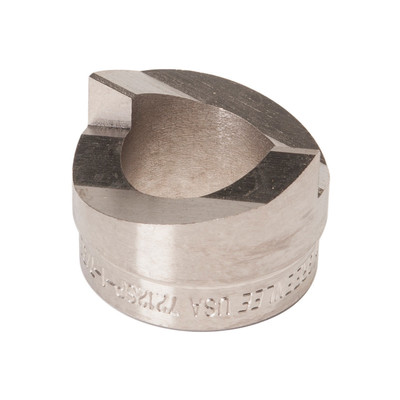 Greenlee 7212SP-1-7/32P Greenlee 7212SP-1-7/32P Speed Punch® Round Knockout Punch; 1-7/32 Inch Hole, 10 Gauge, Carbon Alloy Steel, Nickel Plated
