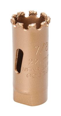 Greenlee 725-7/8 Greenlee 725-7/8 Hole Saw; 7/8 Inch, Tungsten Carbide Grit