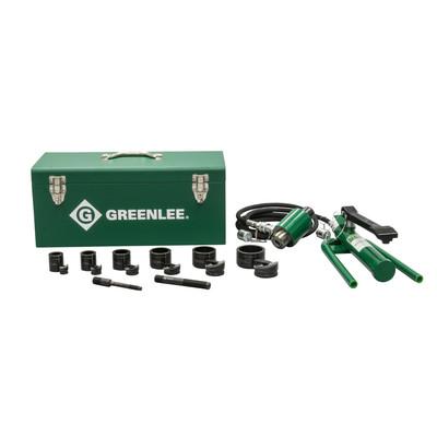 Greenlee 7606SB 7606SB GRN PUNCH SET HYDRAULIC 1/2-