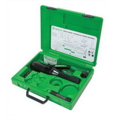 Greenlee 7804-SB Greenlee 7804-SB Quick Draw® Hydraulic Knockout Driver Kit