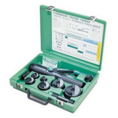 Greenlee 7806-SB Greenlee 7806-SB M4 Quick Draw® Standard Hydraulic Knockout Driver Kit