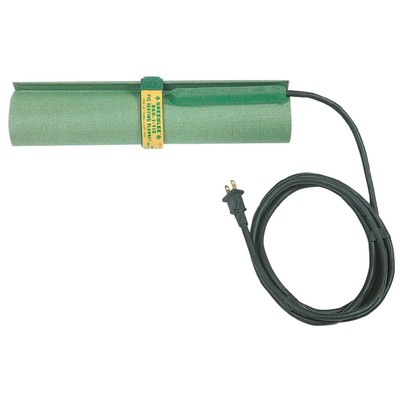 Greenlee 860-4 Greenlee 860-4 Heating Blanket; 3-1/2 - 4 Inch PVC, 120 Volt, 1300 Watt, PVC