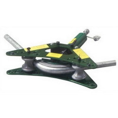 Greenlee 880 Greenlee 880 Hydraulic Conduit Bender Assembly; 1 - 2 Inch, Aluminum