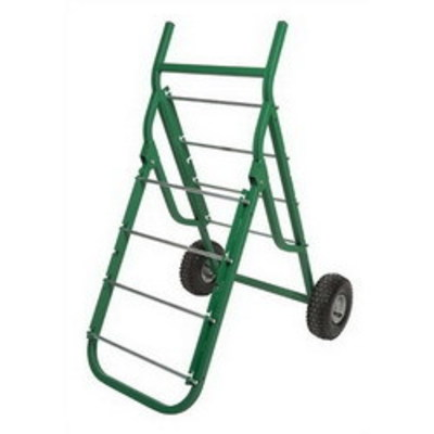 Greenlee 9510 Greenlee 9510 A Frame Deluxe Mobile Caddy; 28.250 Inch Width x 48 Inch Height
