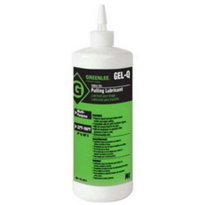 Greenlee GEL-Q Greenlee GEL-Q Pulling Lubricant; 1 qt, Squeeze Bottle