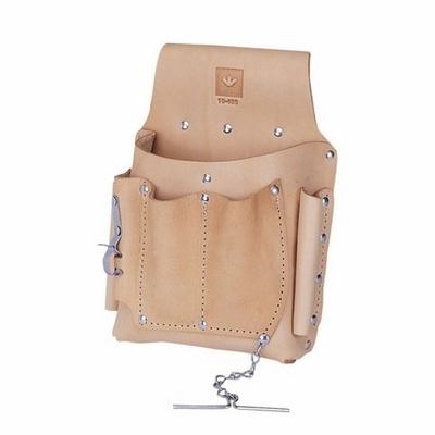 Ideal 10-466 Ideal 10-466 Electricians Tool Pouch; 7 Pockets