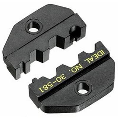 Ideal 30-581 Ideal 30-581 Interchangeable Combo 58 59 BNC TNC Crimp Tool Combo Die Set; 0.255, 0.213, 0.068 Inch