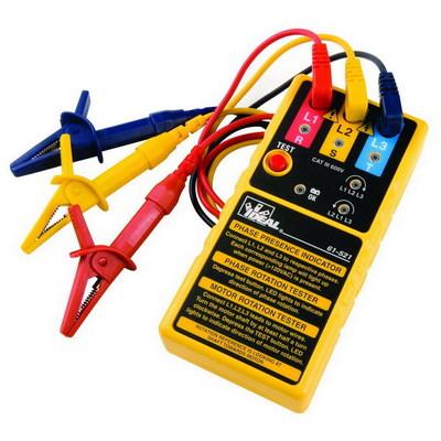 Ideal 61-521 Ideal 61-521 3-Phase Rotation Motor Tester; 600 Volt