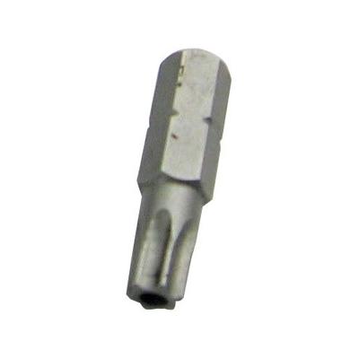 Ideal 78-0227 Ideal 78-0227 Torx® Insert Bit; T25, 1 Inch OAL, 1/4 Inch Shank, Carded