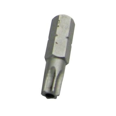 Ideal 78-0230 Ideal 78-0230 Torx® Tamper-Proof Insert Bit; T20, 1 Inch OAL, 1/4 Inch Shank, Carded