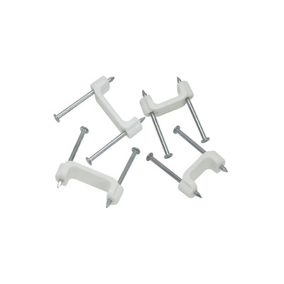 Ideal BPS2-1 Buchanan BPS2-1 Plastic Insulated Cable Staples; 1/2 In