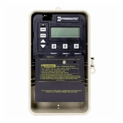 Intermatic PE153PF PE153PF INT-MAT 3 CIR TMR,FRZ,PTLC CASE OD ENC W PROB