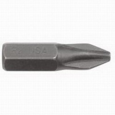 Klein Tools 4H1P2 Klein Tools 4H1P2 Phillips Screwdriver Replacement Bit; #2, 1 Inch OAL