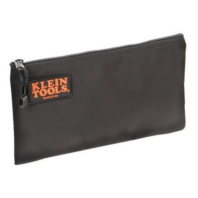 Klein Tools 5139B Klein Tools 5139B Zipper Bag; Ballistic Nylon, Black